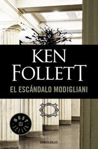 Libro EL ESCANDALO MODIGLIANI