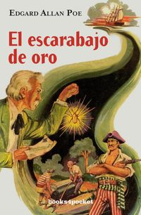 Libro EL ESCARABAJO DE ORO