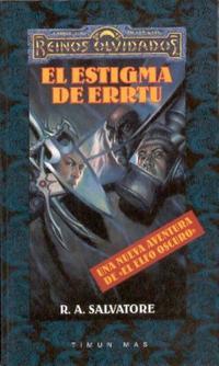 Libro EL ESTIGMA DE ERRTU