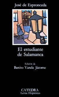 Libro EL ESTUDIANTE DE SALAMANCA