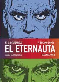 Libro EL ETERNAUTA SEGUNDA PARTE