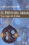 Libro EL EXITO DEL ERROR: LOS VIAJES DE COLON