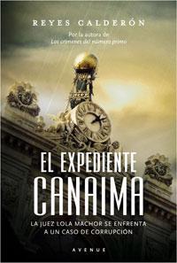 Libro EL EXPEDIENTE CANAIMA