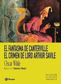 Libro EL FANTASMA DE CANTERVILLE; EL CRIMEN DE LORD ARTHUR SAVILE