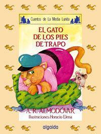 Libro EL GATO DE PIES DE TRAPO