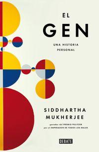 Libro EL GEN: UNA HISTORIA PERSONAL