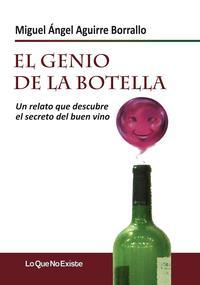 Libro EL GENIO DE LA BOTELLA