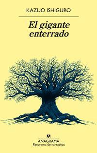 Libro EL GIGANTE ENTERRADO