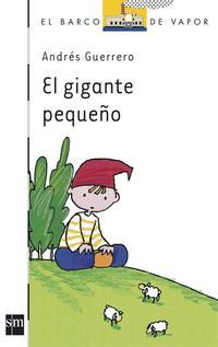 Libro EL GIGANTE PEQUEÑO