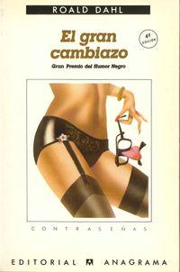 Libro EL GRAN CAMBIAZO