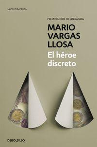 Libro EL HEROE DISCRETO