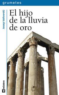 Libro EL HIJO DE LA LLUVIA DE ORO
