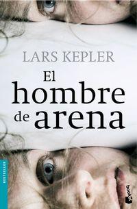 Libro EL HOMBRE DE ARENA