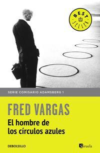 Libro EL HOMBRE DE LOS CIRCULOS AZULES