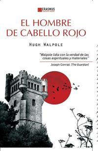 Libro EL HOMBRE DEL CABELLO ROJO
