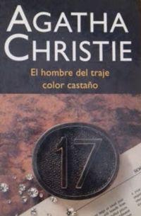 Libro EL HOMBRE DEL TRAJE COLOR CASTAÑO