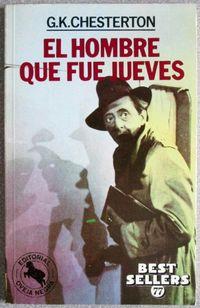 Libro EL HOMBRE QUE FUE JUEVES