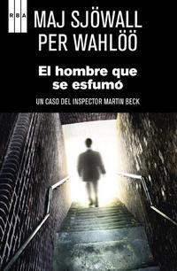 Libro EL HOMBRE QUE SE ESFUMO