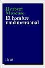 Libro EL HOMBRE UNIDIMENSIONAL