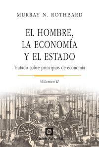 Libro EL HOMBRE, LA ECONOMÍA Y EL ESTADO