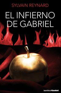 Libro EL INFIERNO DE GABRIEL