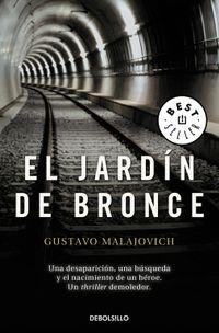 Libro EL JARDÍN DE BRONCE
