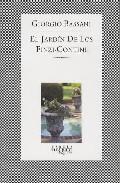 Libro EL JARDIN DE LOS FINZI-CONTINI