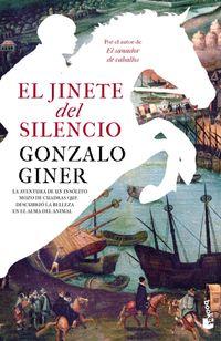 Libro EL JINETE DEL SILENCIO