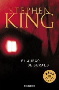 Libro EL JUEGO DE GERALD