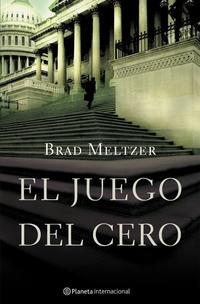 Libro EL JUEGO DEL CERO