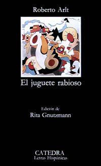 Libro EL JUGUETE RABIOSO