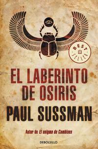 Libro EL LABERINTO DE OSIRIS