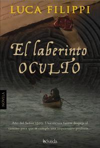 Libro EL LABERINTO OCULTO