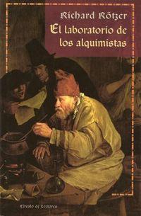 Libro EL LABORATORIO DE LOS ALQUIMISTAS