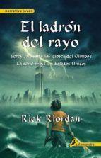 Libro EL LADRON DEL RAYO (PERCY JACKSON #1)