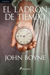 Libro EL LADRON DEL TIEMPO
