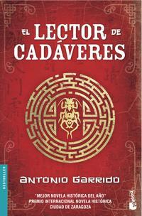 Libro EL LECTOR DE CADAVERES