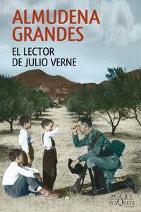 Libro EL LECTOR DE JULIO VERNE