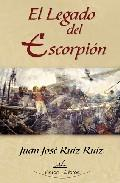 Libro EL LEGADO DEL ESCORPION