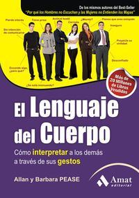 Libro EL LENGUAJE DEL CUERPO: COMO INTERPRETAR A LOS DEMAS A TRAVES DE SUS GESTOS