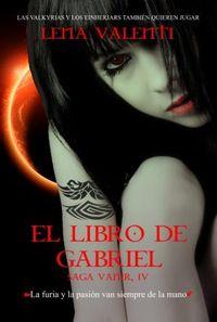 Libro EL LIBRO DE GABRIEL (SAGA VANIR #4)