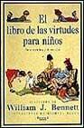 Libro EL LIBRO DE LAS VIRTUDES PARA NIÑOS
