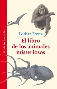 Libro EL LIBRO DE LOS ANIMALES MISTERIOSOS