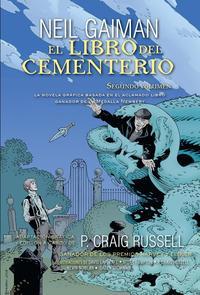 Libro EL LIBRO DEL CEMENTERIO VOL. II
