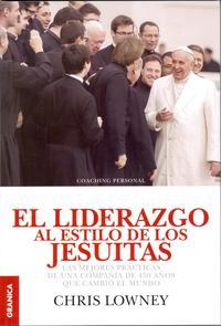 Libro EL LIDERAZGO AL ESTILO DE LOS JESUITAS