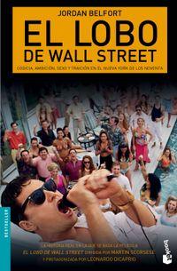 Libro EL LOBO DE WALL STREET