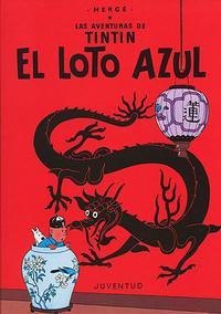 Libro EL LOTO AZUL