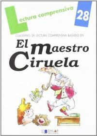 Libro EL MAESTRO CIRUELA - CUADERNO 28