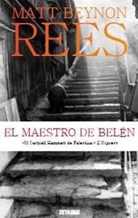 Libro EL MAESTRO DE BELEN