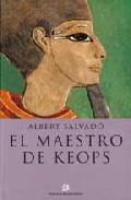 Libro EL MAESTRO DE KEOPS